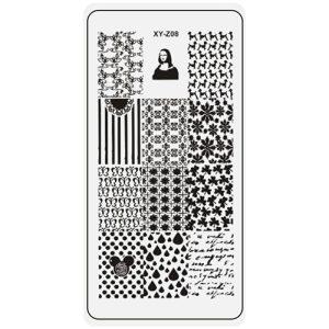 Razítkovací deska 6x12 ve velikosti ... cm -XY-Z08