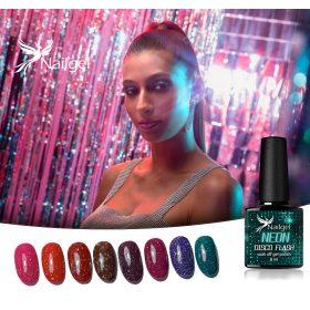 Disco flash gél lak