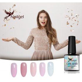 Opal glitter géllakk